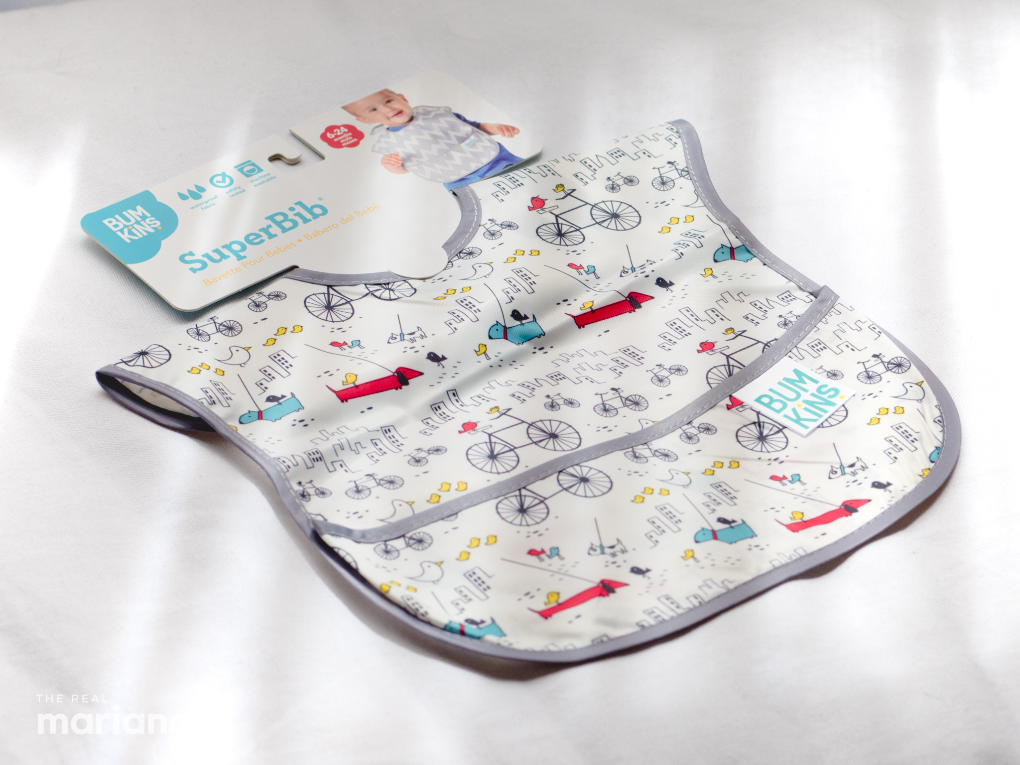 Bumkins Super Bib Review