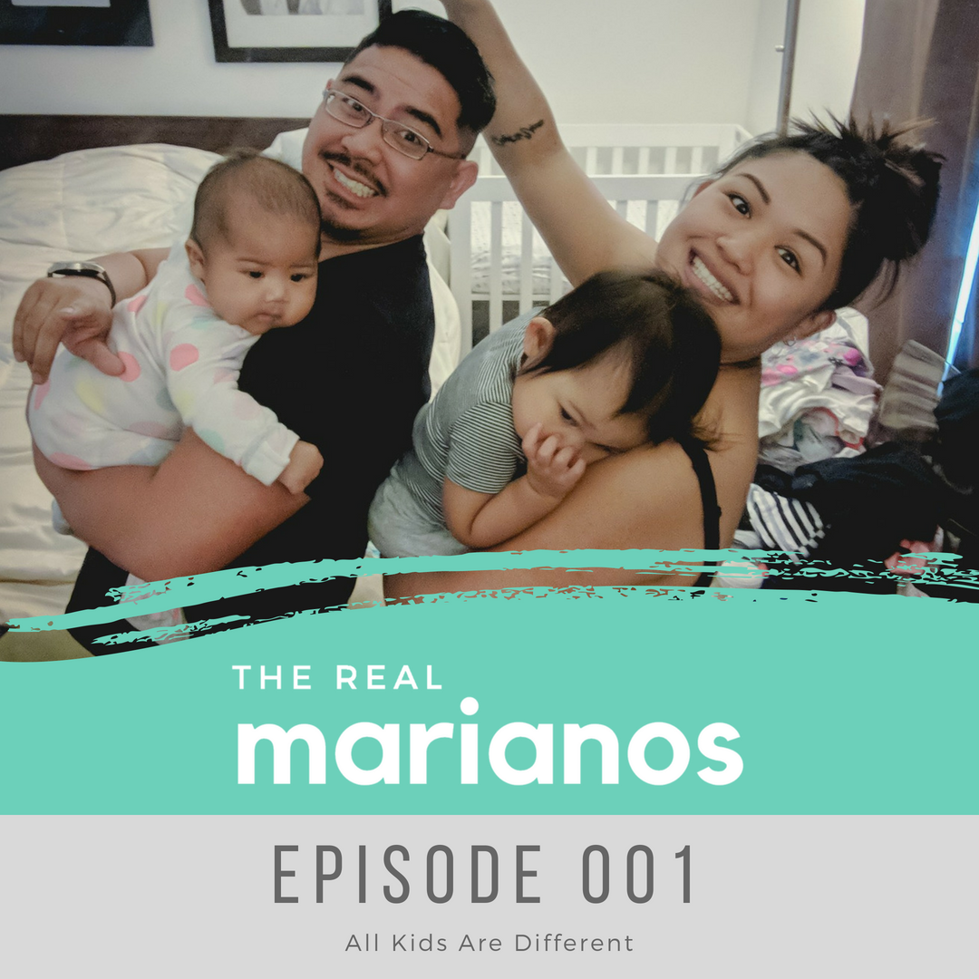 The Real Marianos Podcast Episode 001